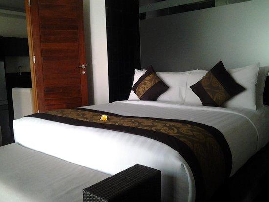 Sun Island Boutique Villas & Spa: Heaven in a bed