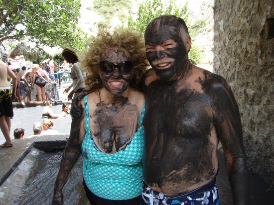 Jungle Tours St. Lucia: Is our beauty treatment working yet?