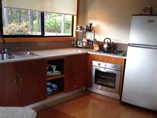 ecOasis Resorts: Well equipped kitchen
