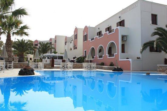 Villa Manos : villa