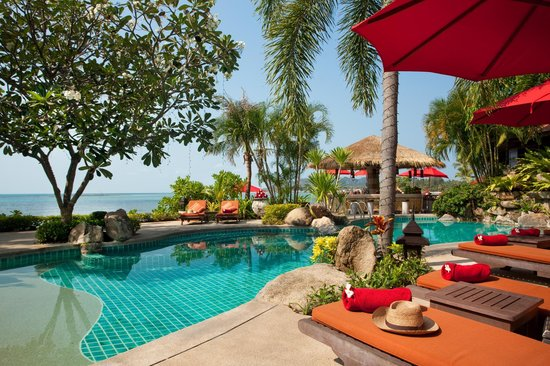 Rocky's Boutique Resort: Beach Pool