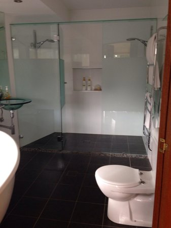 ecOasis Resorts: Bathroom