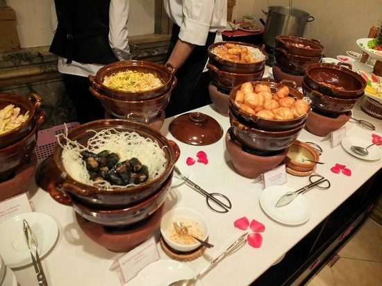 Hanoi Meracus Hotel 1 : Breakfast