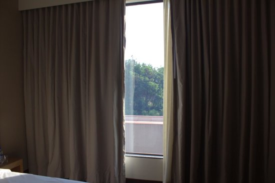 Hyatt Place Hampi: large window