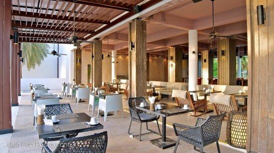 Twin Lotus Resort & Spa : Bua Fah Restaurant