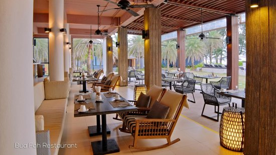 Twin Lotus Resort & Spa: Bua Fah Restaurant