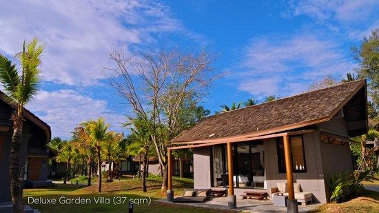 Twin Lotus Resort & Spa : Deluxe Garden Villa