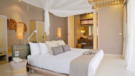 Twin Lotus Resort & Spa: Deluxe Beachfront Villa
