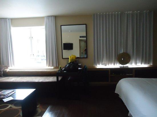 Hotel Astor: Room