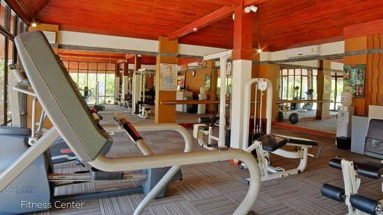 Twin Lotus Resort & Spa: Fitness