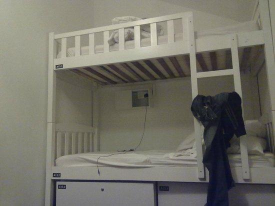 5footway.inn Project Bugis: Standard Quad Room