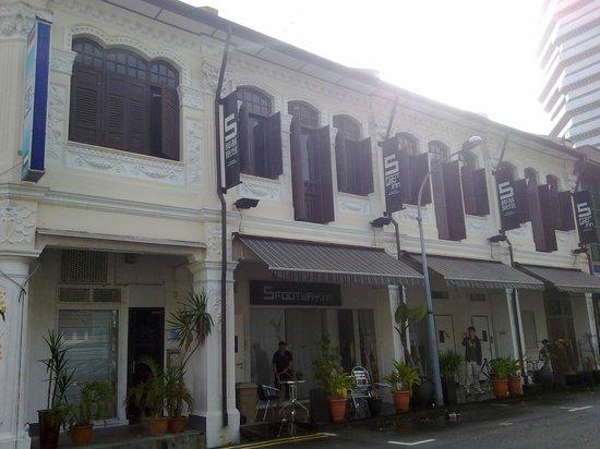 5footway.inn Project Bugis: The hostel