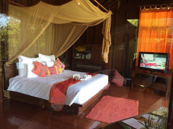 Zeavola Resort : Pool villa