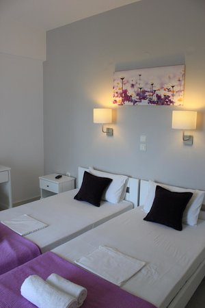 Camara Hotel: Chambre