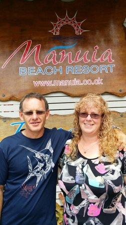 Manuia Beach Resort: The Resort