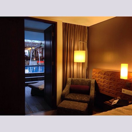 Sun Island Hotel & Spa Kuta: room 114