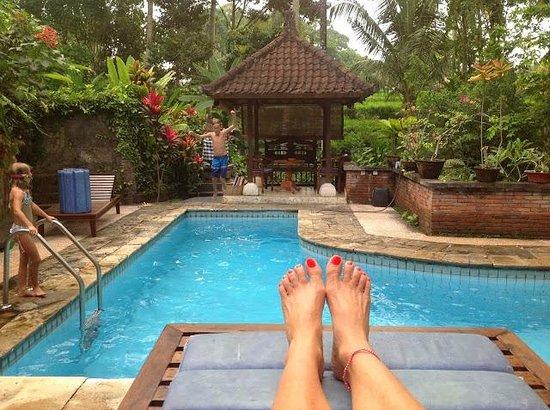 Kebun Indah: Pool