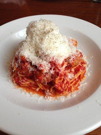 Tutto Bene: Spaghetti