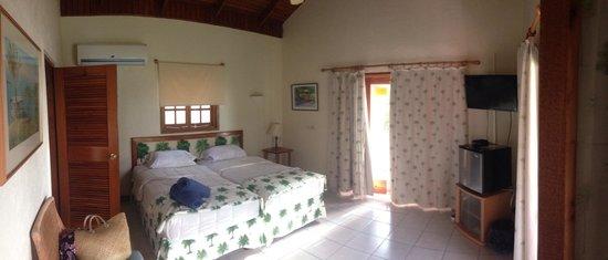 The Seahorse Inn: Beautiful Beach front room!