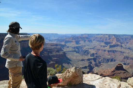 Grand Canyon Association: taking it all in