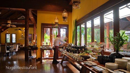 De Naga Hotel : Naga Restaurant