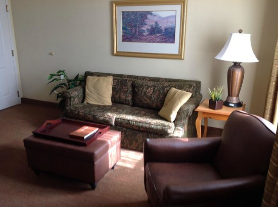 Homewood Suites by Hilton Atlanta-Peachtree Corners/Norcross : Lots of room to spread out