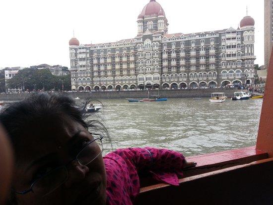 The Taj Mahal Palace: A Service paradise on earth....