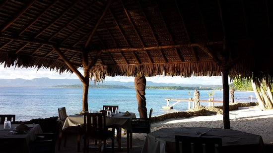 Paradise Cove Restaurant: meals by the water