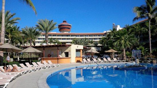 Barceló Gran Faro Los Cabos: view of hotel