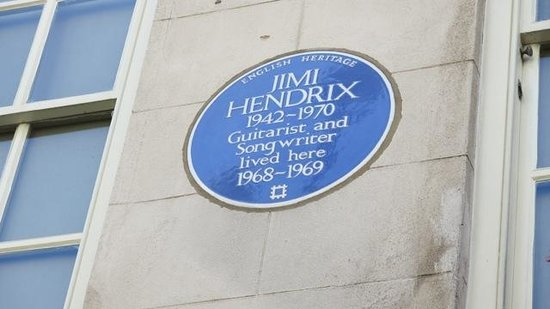London Cab Tours: We learnt all about English Heritage Blue Plaques. London's blue plaques scheme, founded in 1866