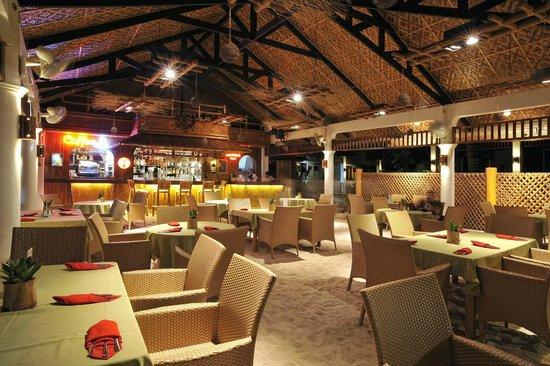 Malapascua Exotic Island Dive & Beach Resort: Restaurant