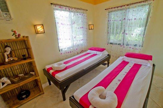 Malapascua Exotic Island Dive & Beach Resort: Spa