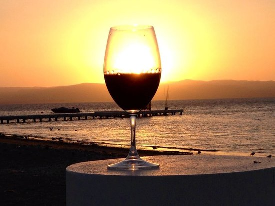 Hotel Paracas, a Luxury Collection Resort: Sunset