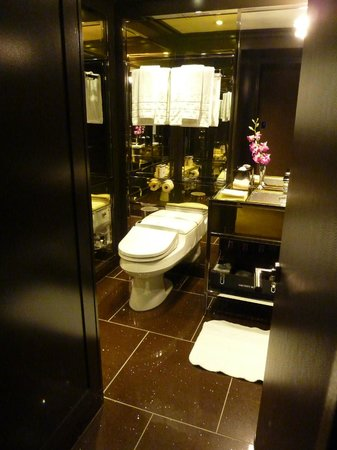 The Chatwal, A Luxury Collection Hotel, New York: Bathroom