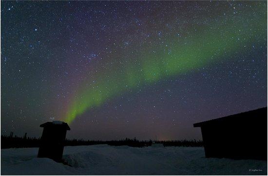 Bettles Lodge: Aurora Cabin