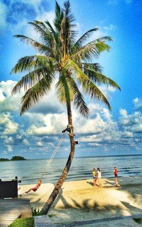 The Dewa Koh Chang: Пляж днем