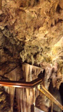 Cueva de Nerja: La cueva por dentro