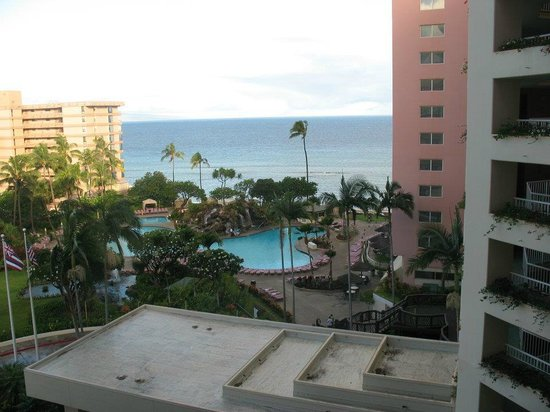 Ka'anapali Beach Club: Nice ocean view
