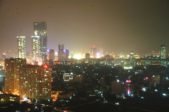 Crowne Plaza West Hanoi: Cityscape