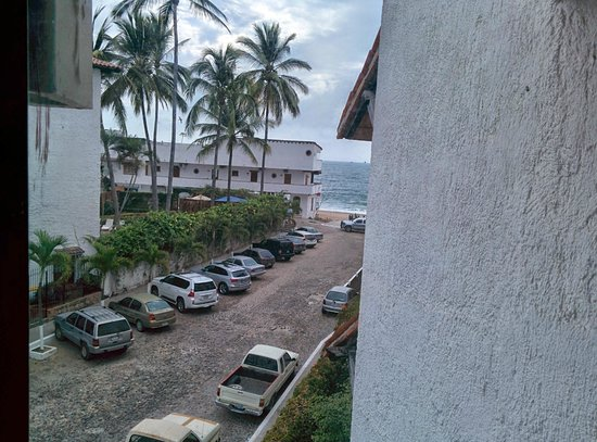 Buenaventura Grand Hotel & Great Moments All Inclusive: View of alley from room