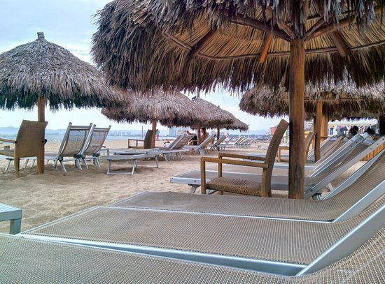 Buenaventura Grand Hotel & Great Moments All Inclusive: Beach
