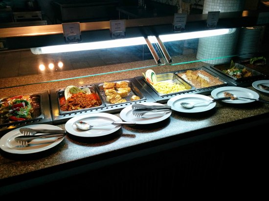 Buenaventura Grand Hotel and Spa: Buffet