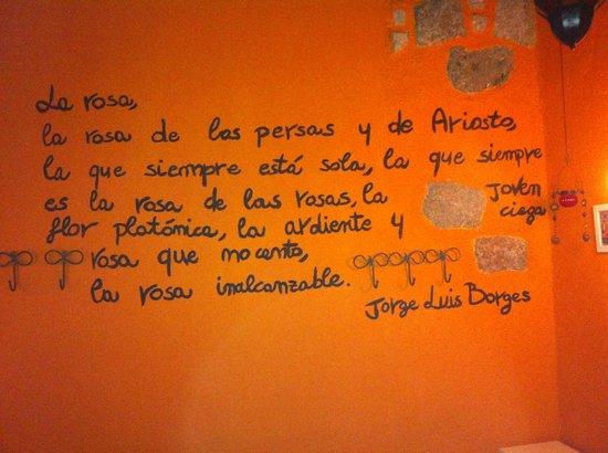 Hotel Attiki: The Borges Room