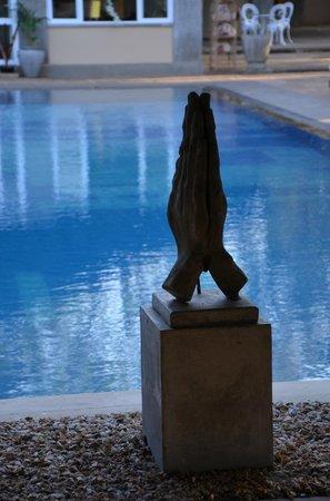 Lake Lodge Hotel: pool