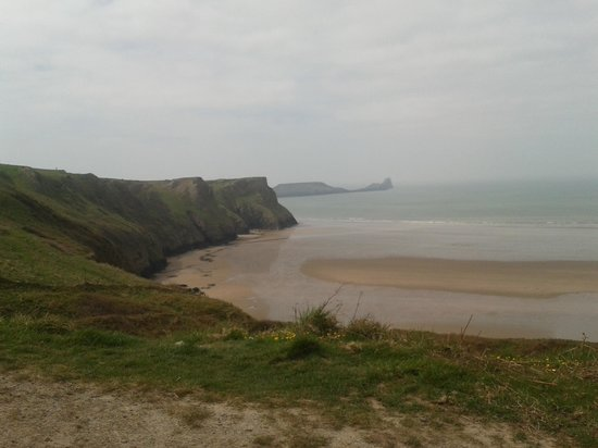 Rhossili Bay : Breathtaking views