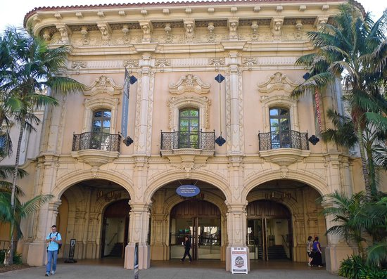 Museum of Photographic Arts (MoPA): Housed in a historical building