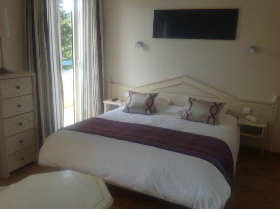 Hotel Mediterranee : chambre