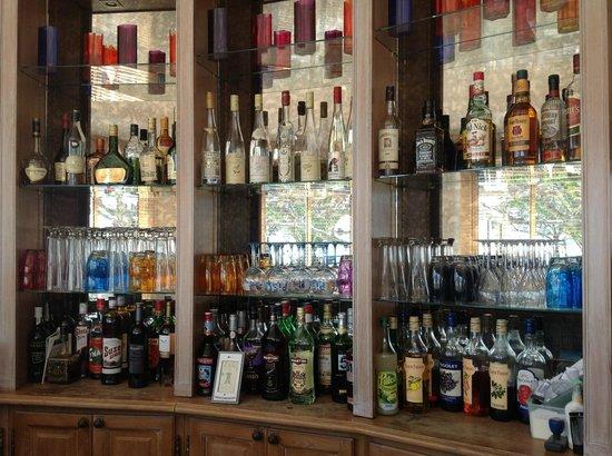 Hotel Mediterranee : bar