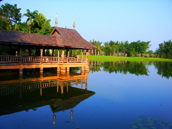 Mae Fah Luang Art and Culture Park : Pass by to Haw Kham
