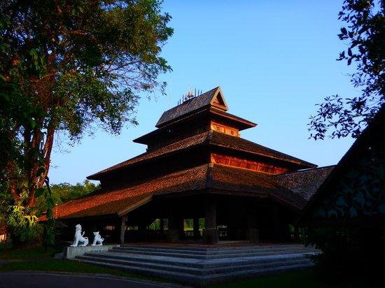 Mae Fah Luang Art and Culture Park : Haw Kaew